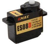 Emax 8g Mini Digital Servo ES08D