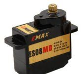 EMAX 12g/2.4kg/0.08 sec Digital Metal Servo ES08MD