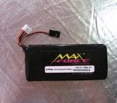 Maxforce 11.1V 2000Mah Li-polymer Battery For Transmitter (Row)