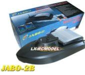 JABO-2BS Upgrade Version JABO-2BL-10 Remote Control RC Fishing Boat Bait Boat With Fish Finder