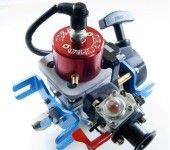 CRRCPRO 26cc Water-cooled Petrol Engine for Boats