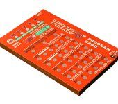 Topo LED Program Card For 150A and 25A CAR ESC SK-EC01