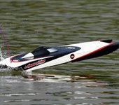 TFL Apparition Electric Brushless RC racing Boat 1107