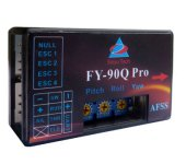 ALL-IN-ONE FOUR AXIS CONTROLLER with Firmware upgradable FY-90Q PRO Edition