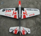 Skywing 48-Inch EPP SBach 342 Kit