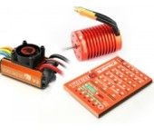 Leopard60A V2 Brushless System 10T 3930KV Combo for 1/10 Car