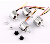 LD-Power MT2212 920KV Brushless Motor Combo (Compatible with DJI PHANTOM) - Silver (2 normal rotating, 2 counter rotating)
