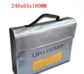 RC Li-Po Battery Safe Guard Charge Sack Large 240*65*180mm