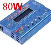 IMAX B6 80W Digital LCD RC Lipo NiMh Battery Balance Charger