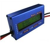 Digital LCD Display DC 0-60V 0-100A power watt meter battery checker