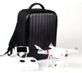 DJI Phantom 2 Backpack Bag for H3-3D GoPro Carrying Case