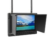 Feelworld PVR-732 7inch 32CH Receiver FPV HD 1024*600 Monitor HDMI Built-in Battery