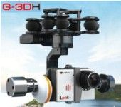 Walkera G-3DH Brushless Camera Gimbal With 360 Degrees Tilt Control