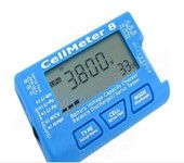 AOK CellMeter 8 Multifunctional Digital Power Servo Checker Tester 2S-8S