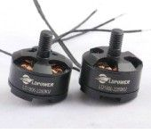 LD-POWER MT1806 2280KV Brushless Motor CW/CCW Thread 1-Pair for RC QAV250/260 Quadcopters