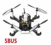 Kingkong Smart100 100mm Futaba SUBS  Receiver Micro FPV Racing Quadcopter