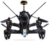 Walkera F210 4-Axis Racing Quadcopter Drone with Motor Flight Controller with DEVO7 radio/Camera/OSD/Battery/Charger