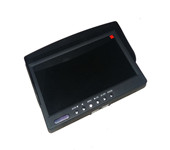 5.8GHz 32Ch Built-in Receiver 7 inch 800x480 Monitor W/Battery Compartment