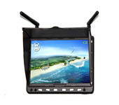 FPV 7 inch 5.8G 40CH High-definition  Diversity Monitor  HD02 @ DVR