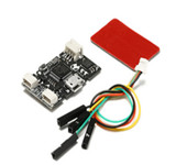 Kingkong NZ32 Micro Brushed Flight Control Board Base NAZE32 6DOF for Q100 DIY FPV Quadcopter Frame