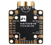 Matek Systems FCHUB A5 PDB Built-in 184A Current Sensor 5V 2A BEC 2-6S