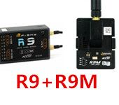 Frsky 900m Long Range Receiver R9+R9M Long Range Extender for RC Helicopter