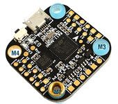 Matek System 20x20mm F411-mini Mini F4 Flight Controller AIO OSD BEC and LED Strip
