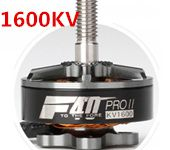 T-motor F40 PRO II 1600KV (GREY) Professional Brushless Electrical Motor For FPV Racing Drones Motor Accessorie
