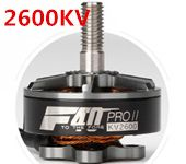 T-motor F40 PRO II 2600KV (GREY) Professional Brushless Electrical Motor For FPV Racing Drones Motor Accessorie