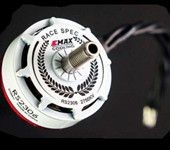 Emax RS2306 White Edition  2400KV 3-4S Racing Brushess Motor For FPV Racing