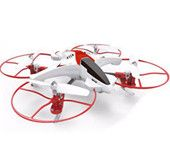 X14W 2.4GHz RC quadcopter with built-in 720p Wi-Fi camera/FPV real-time transmission/headless mode