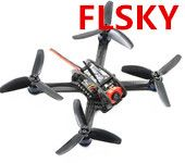 BIFRC X3 130 Mini Racing 4 Axies FPV Quadcopter Drone 2.5mm F3 Brushless ESC with FLSKY