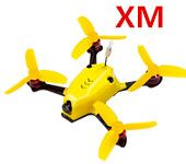 Kingkong 110GT 117mm FPV Racing Drone with F3 4in1 10A Blheli_S 25mW 16CH 800TVL XM