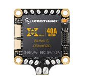 XRotor Micro 40A 2-5S 4 in 1 BLHeli_S DShot600 Ready FPV Racing Brushless ESC Support DShot/300/600