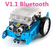 MakeBlock mBot v1.1 blue STEM Educational Programmable Robot (Bluetooth)
