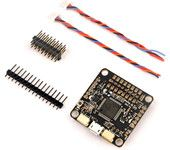 New muiltcopter  flight control SP racing F4EVO 2-6s power supply BEC barometer voltage detection