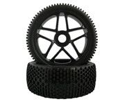 1:8 Off Road Buggy Rubber  Black  112mmx43mm Aufnahme 17mm