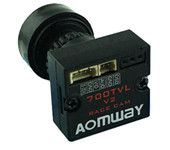 Aomway WDR 16:9/4:3 700TVL V2 2.1mm 1/3'' HD Color CMOS FPV Camera NTSC/PAL Swit