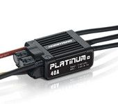 Hobbywing Platinum 40A V4 Brushless ESC for RC Models