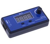 HJ Digital Servo Tester / ESC Consistency Tester for RC Helicopter 4.8v-6v