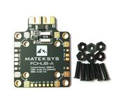 Matek Distribution Board FCHUB-A 120A/200A PDB Power Current Sensor for F411 Mini F4 Flight Controller for Multicopter