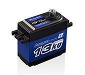Power HD LW-13MG waterproof 13kgMetal Gear High Torque Standard Digital Servo for RC Car Boat Crawler Buggy On-road