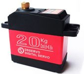 DS3218 update RC servo 20KG full metal gear digital servo baja servo Waterproof version for baja cars RC toys