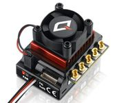Hobbwing QUICRUN 10BL120 Sensored 120A  Brushless ESC Speed Controller For 1/10 1/12 RC Mini Car