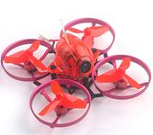 Snapper7 Brushless Whoop Racer Drone BNF Tiny 75mm FPV Racing RC Quadcopter 4in1 Crazybee F3 FC 700TVL Camera VTX