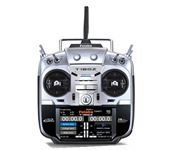 Futaba T18SZ Transmitter Tx 18 Channel Digital Proportional R/C System Model 1/2 with R7008SB Receiver Rx for FPV
