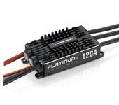 Hobbywing Platinum Pro V4 120A  3-6S Lipo BEC Empty Mold Brushless ESC for RC Drone Quadcopter Helicopter PLT120A