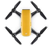 DJI Spark Quadcopter Fly More Combo - Yellow