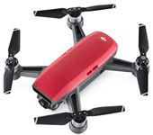 DJI Spark Quadcopter Fly More Combo - Red