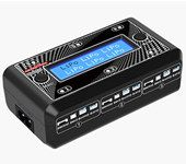 Ultra Power UP-S6AC 1S AC/DC LiPO/LiHV Battery Charger With Micro MX mCPX JST Fpr RC Drone Quadcopter DIY Part Accs
